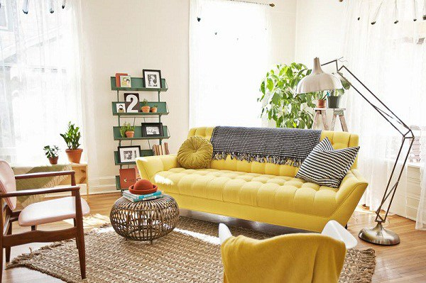 Chọn màu và hướng sofa hợp phong thủy, làm ăn phát đạt - 3