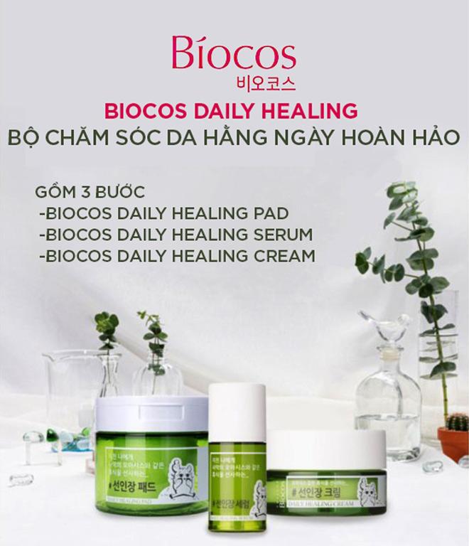 Bộ sản phẩm Coreana Biocos Daily Healing với thiết kế siêu đáng yêu đốn tim giới trẻ - 2