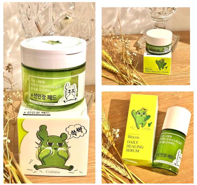 Bộ sản phẩm Coreana Biocos Daily Healing với thiết kế siêu đáng yêu đốn tim giới trẻ - 3