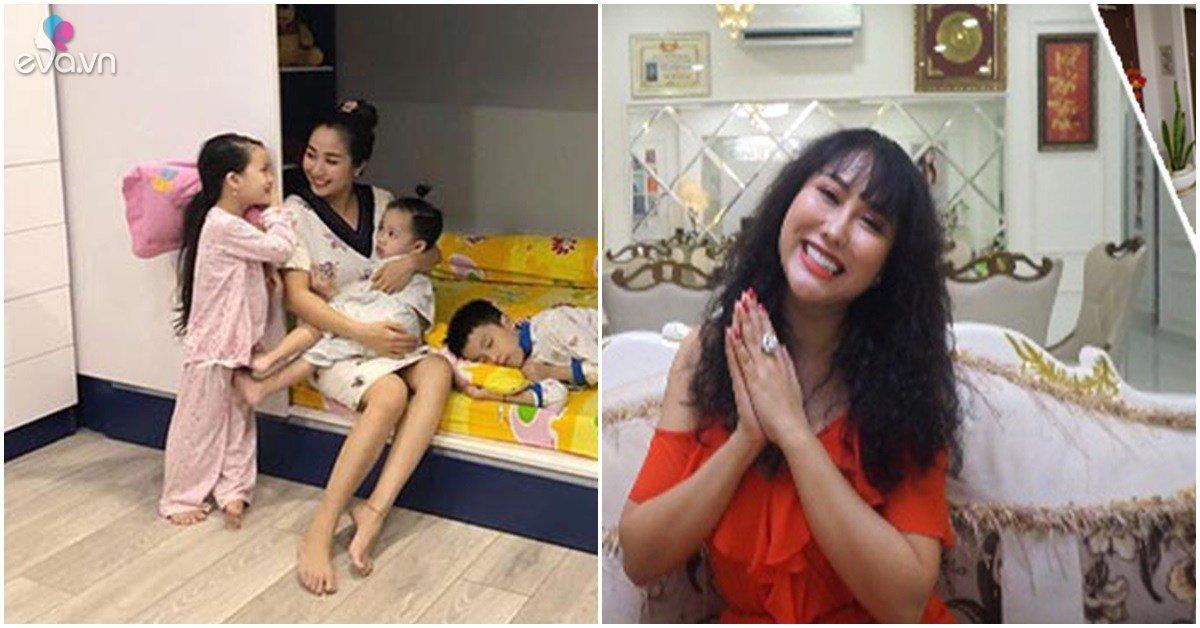 Cùng tên Thanh Vân, người được chồng tặng biệt thự, kẻ tự mua cung điện sống cùng con trai