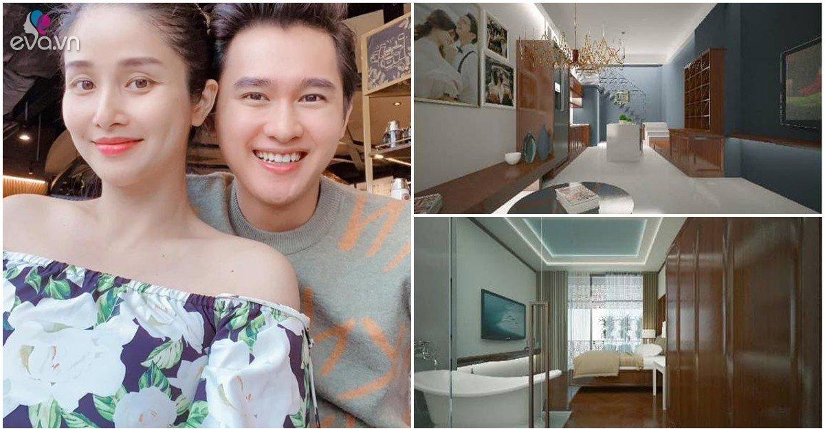 Cưới chồng 2 kém tuổi, vợ cũ Phan Thanh Bình mua được nhà mới, chuẩn bị sinh con