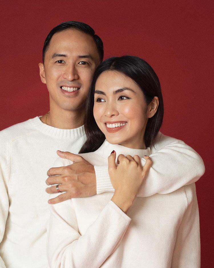 Đăng ảnh bên chồng, Hà Tăng lộ khuyết điểm nhưng dung nhan ngọc nữ có bất bại? - 1