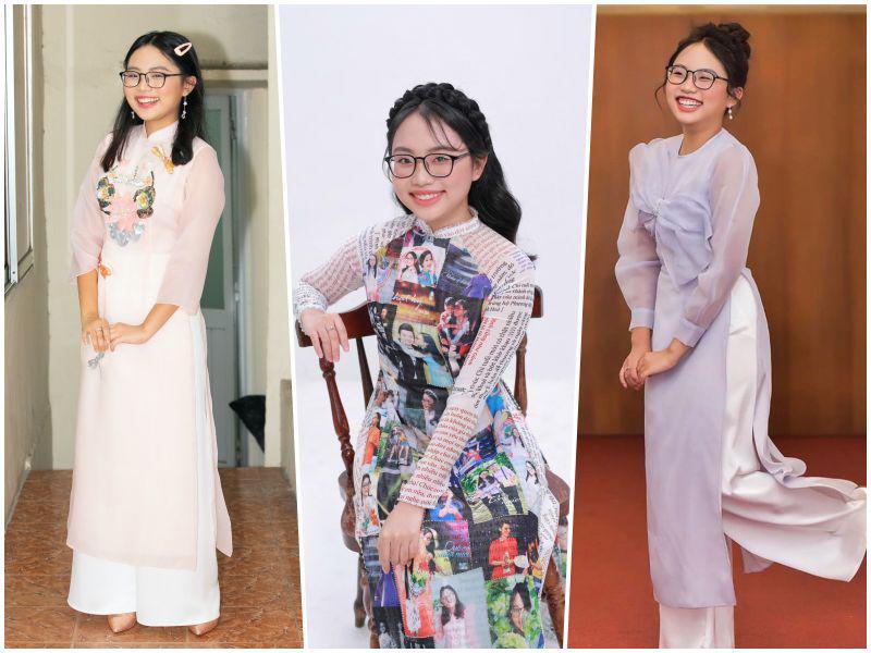 """Loạt váy đầm theo Phương Mỹ Chi chào tuổi 18: thành niên vẫn là """"em bé"""" ngại hở hang - 10"""