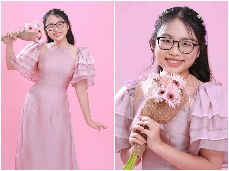 """Loạt váy đầm theo Phương Mỹ Chi chào tuổi 18: thành niên vẫn là """"em bé"""" ngại hở hang - 3"""