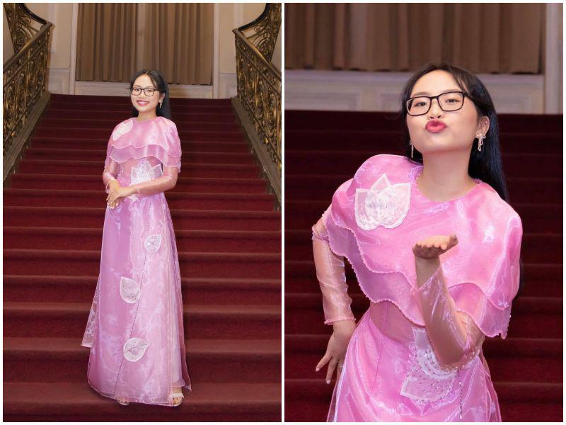 """Loạt váy đầm theo Phương Mỹ Chi chào tuổi 18: thành niên vẫn là """"em bé"""" ngại hở hang - 4"""