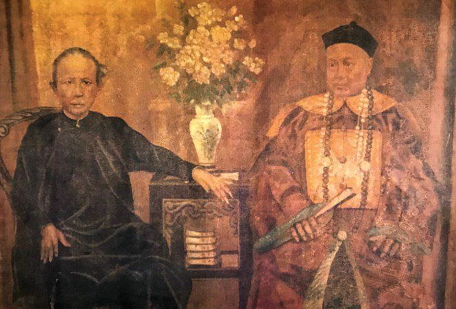 Đại gia BĐS giàu nức tiếng Sài Gòn, chuyện ly kỳ khi cưới cả 3 chị em ruột làm vợ - 1