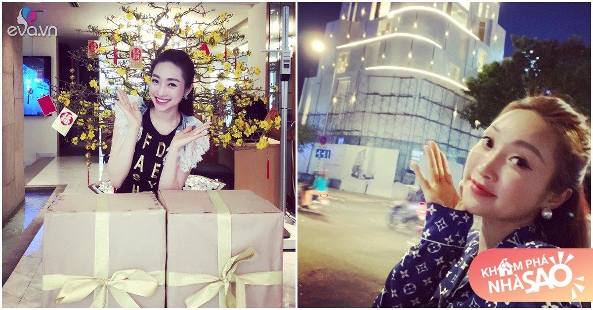 Bạn gái Chi Bảo là bạn thân Ngọc Trinh, ở nơi mà Nữ hoàng nội y cũng trầm trồ