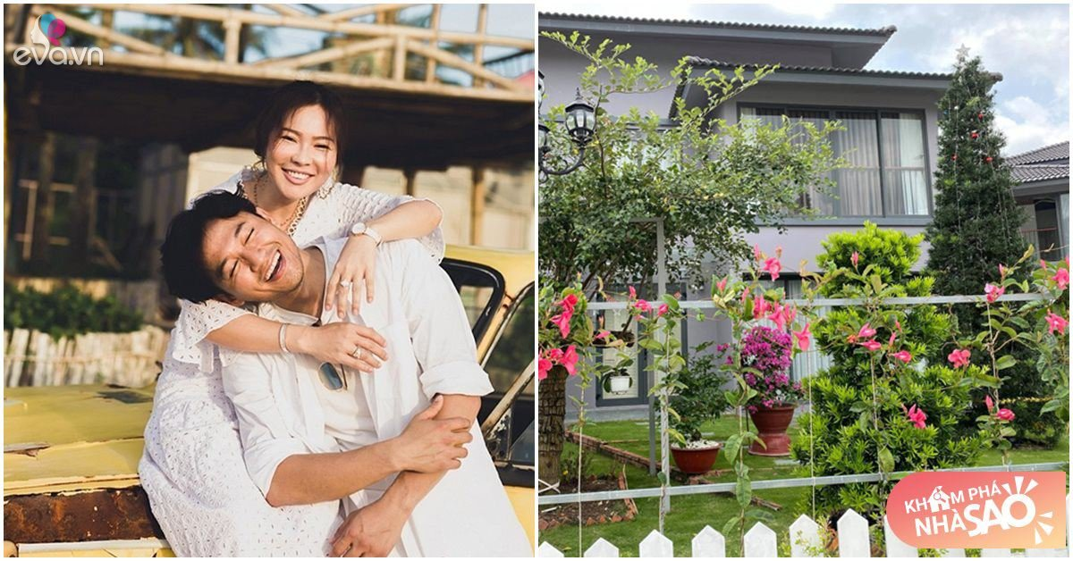 Không chỉ có nhà quận nhà giàu, Quý Bình và vợ đại gia mua thêm biệt thự Phú Quốc