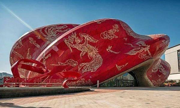 Tòa nhà xấu xí nhất Trung Quốc: Rộng hơn 30.000m2, ý tưởng nhân văn nhưng lại gây nhức mắt - 4