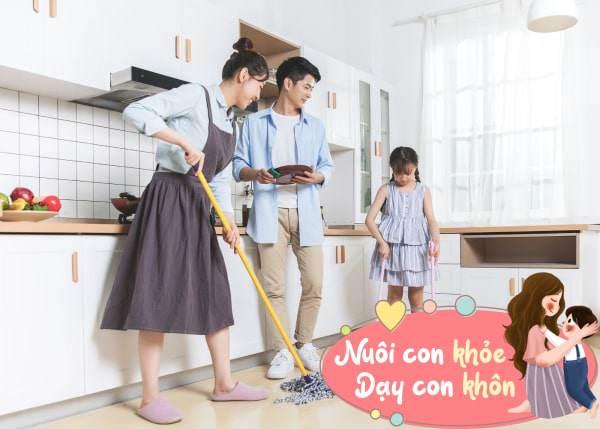 Mẹ amp;#34;lườiamp;#34; mách 4 chiêu khiến con trở thành em bé chăm chỉ, ham thích làm việc nhà - 7