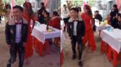 """Xôn xao clip """"chú rể Hà Tĩnh 15 tuổi"""" quẩy quên mình trong lễ ăn hỏi: Cô dâu lên tiếng"""