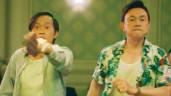 Chí Tài ra sức bảo vệ bạn thân Hoài Linh trong bộ phim cuối cùng diễn chung