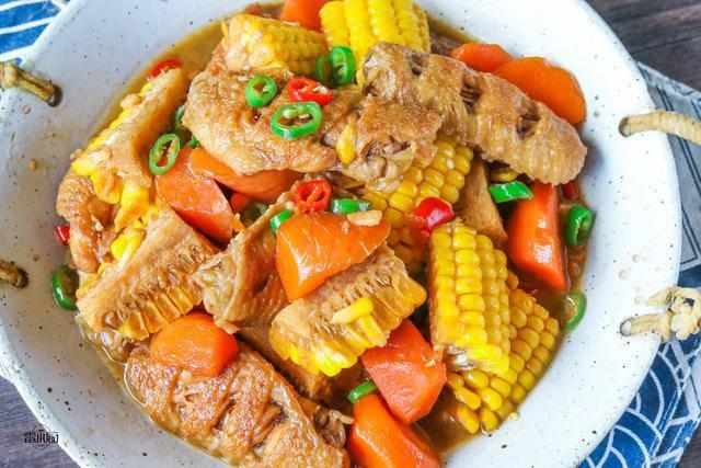 Cánh gà rán ăn mãi cũng chán, đem kho với mấy thứ này lại được món ngon hiếm có - 8