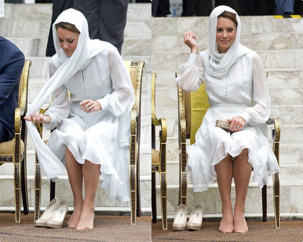 Ngắm công nương Kate quàng khăn cổ, chị em tuổi băm ôm được rổ bí kíp diện đẹp chơi Tết - 10