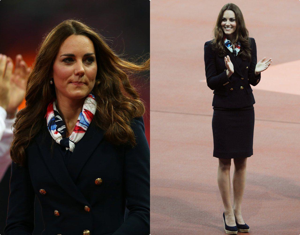 Ngắm công nương Kate quàng khăn cổ, chị em tuổi băm ôm được rổ bí kíp diện đẹp chơi Tết - 14