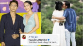"""Sao Việt 24h: Nam Em làm dấy lên tin chia tay Lãnh Thanh, còn ẩn ý về """"trà xanh"""""""