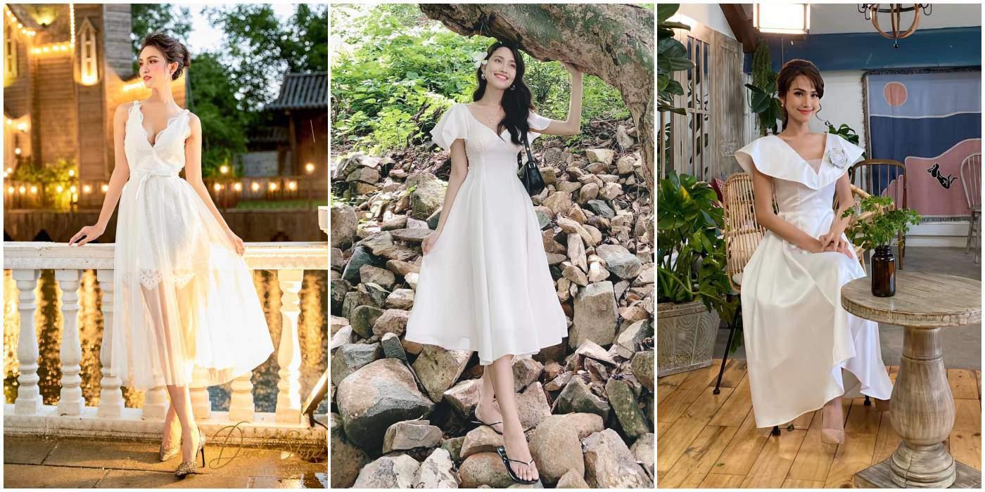 Từng bị chỉ trích vì mặc váy khoe cặp tuyết lê phản cảm, Hoa hậu 9X giờ hở tinh tế - 10