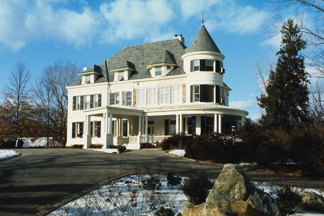 amp;#34;Choáng ngợpamp;#34; kiến trúc dinh thự dành riêng cho Phó Tổng thống Mỹ - 3