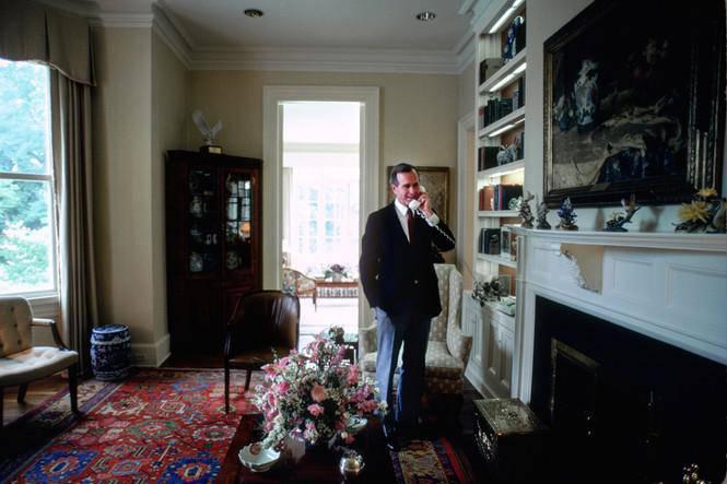 amp;#34;Choáng ngợpamp;#34; kiến trúc dinh thự dành riêng cho Phó Tổng thống Mỹ - 9
