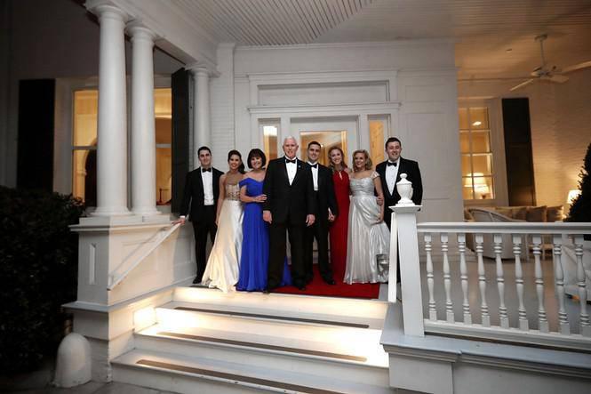 amp;#34;Choáng ngợpamp;#34; kiến trúc dinh thự dành riêng cho Phó Tổng thống Mỹ - 15