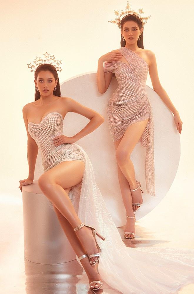 Tiểu Vy thoát mác hoa hậu ngoan hiền với trang phục khoe da thịt siêu gợi cảm - 7