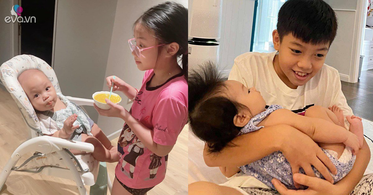 Bố mẹ đi bước nữa, 5 con sao: Thành Trung, Lê Phương, Thu Thuỷ...ứng xử thế này khi thêm em