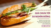 5 món ăn đường phố nổi danh thế giới có giá chưa tới 50 nghìn đồng