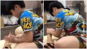 Con trai Lâm Vỹ Dạ chăm mẹ cực khéo, bù công tháng ngày mẹ nghỉ việc ở nhà chăm con