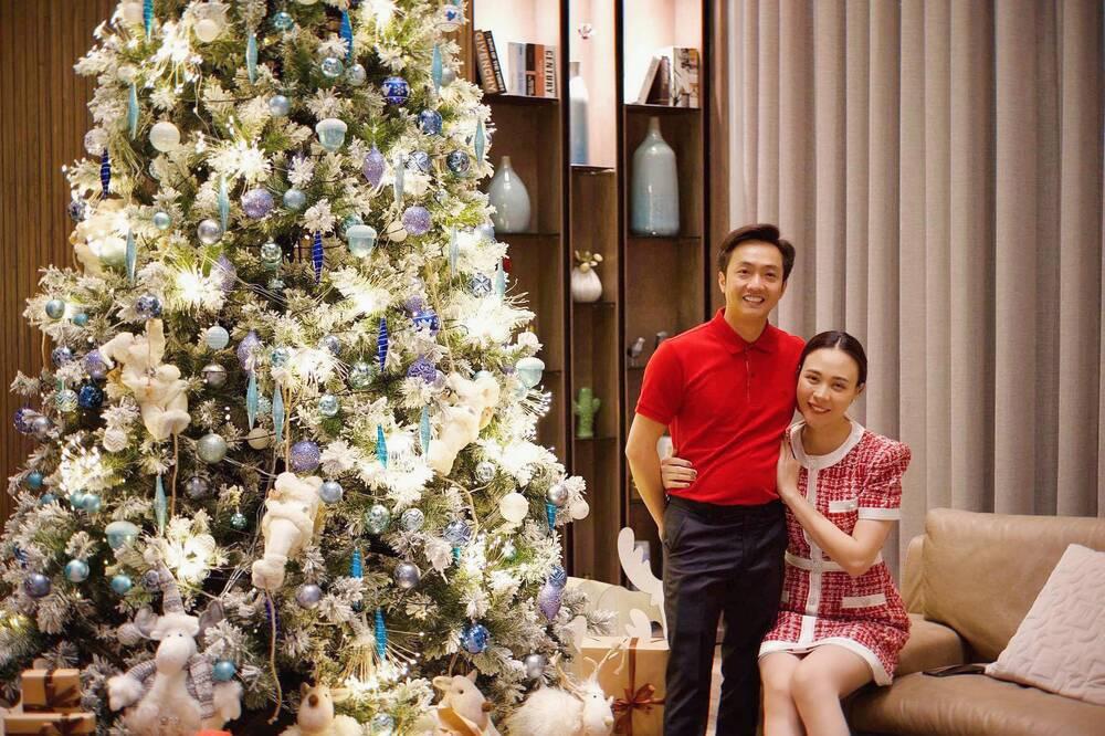 Bỏ hơn chục tỷ mua quà sinh nhật, khi tặng Cường Đô La vẫn xin lỗi vợ - 8