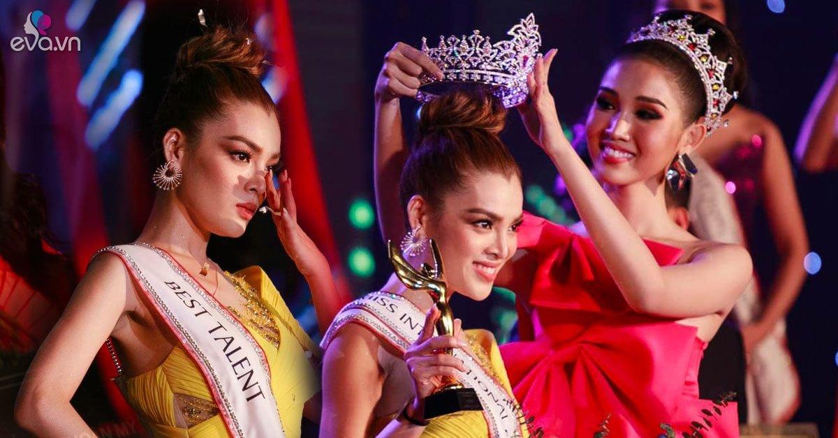 Mỹ nữ Việt kiều Mỹ đăng quang Hoa hậu chuyển giới Việt Nam 2020: Tài sắc vẹn toàn