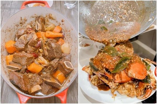 Quanh năm nấu ăn cho vợ trẻ, Tết này nhạc sĩ Dương Khắc Linh lại muốn amp;#34;gác đũaamp;#34; nghỉ ngơi - 5