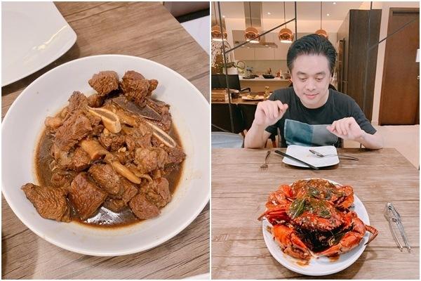 Quanh năm nấu ăn cho vợ trẻ, Tết này nhạc sĩ Dương Khắc Linh lại muốn amp;#34;gác đũaamp;#34; nghỉ ngơi - 8