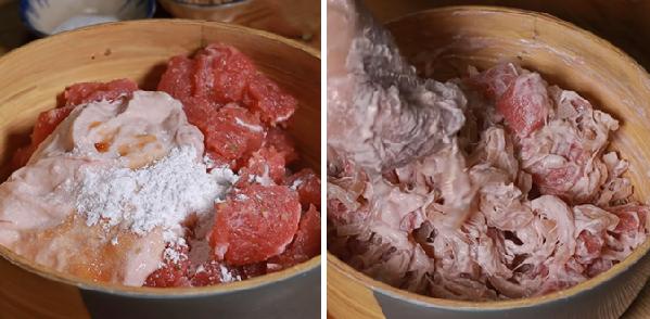 Cách làm giò dăm bông thịt nguội ngon đơn giản tại nhà - 14