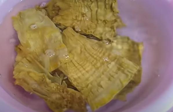 Cách nấu măng khô mềm ngon đậm đà, chế biến măng khô đơn giản