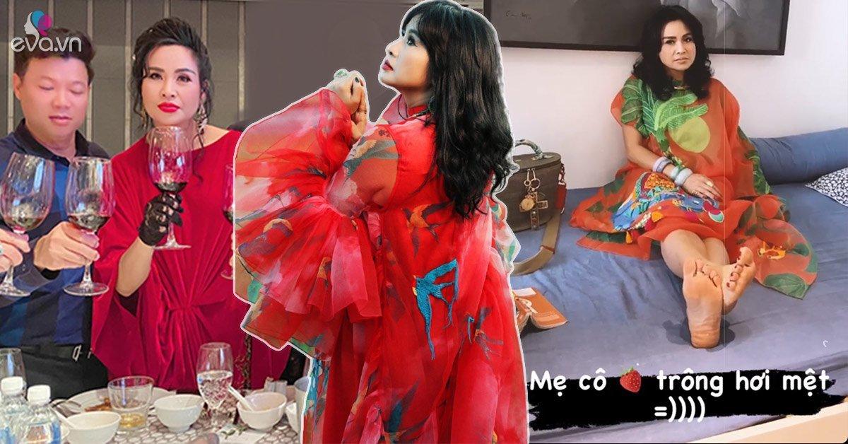 Bà sui Thanh Lam trong ngày cưới con gái: bỏ qua áo dài truyền thống, mặc nổi hơn cô dâu
