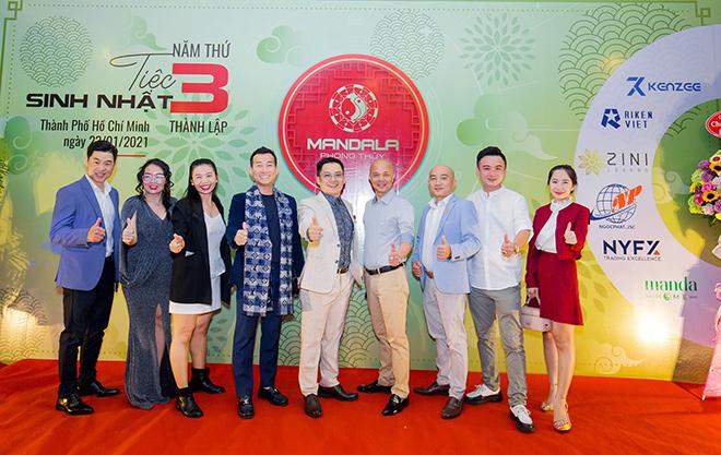 Hơn 300 doanh nhân đến tham dự sinh nhật 3 tuổi câu lạc bộ Mandala phong thuỷ - 2