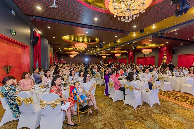 Hơn 300 doanh nhân đến tham dự sinh nhật 3 tuổi câu lạc bộ Mandala phong thuỷ - 4