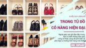 5 kiểu giày công sở các cô nàng hiện đại nên có trong tủ đồ