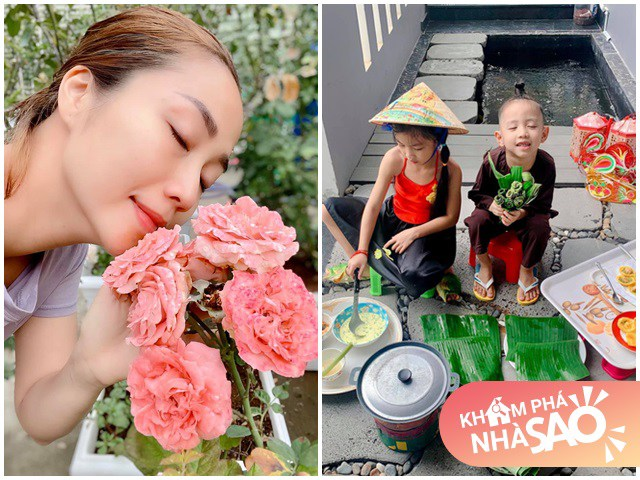 Bên trong vườn nhà Ốc Thanh Vân có gì mà vừa đùa mở bán Quyền Linh đã chốt 10 vé