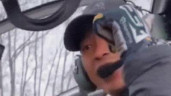 Sự thật bất ngờ phía sau clip chàng trai lái trực thăng về quê ăn Tết