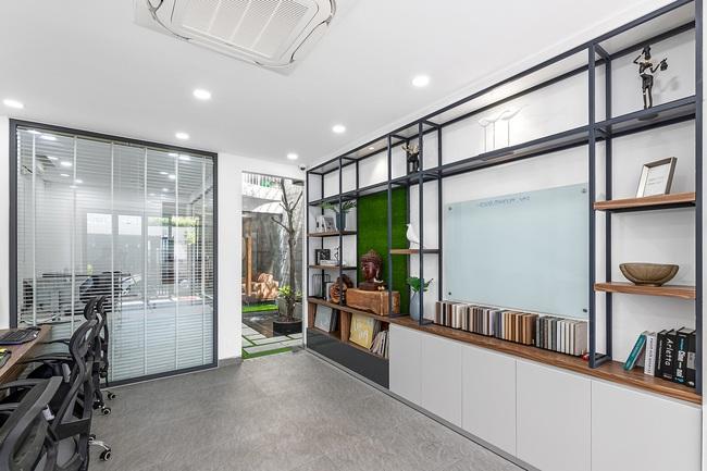 Vừa là nhà ở vừa làm văn phòng, thiết kế sao cho đẹp mà vẫn riêng tư? - 6