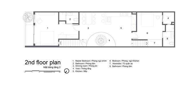 Vừa là nhà ở vừa làm văn phòng, thiết kế sao cho đẹp mà vẫn riêng tư? - 7