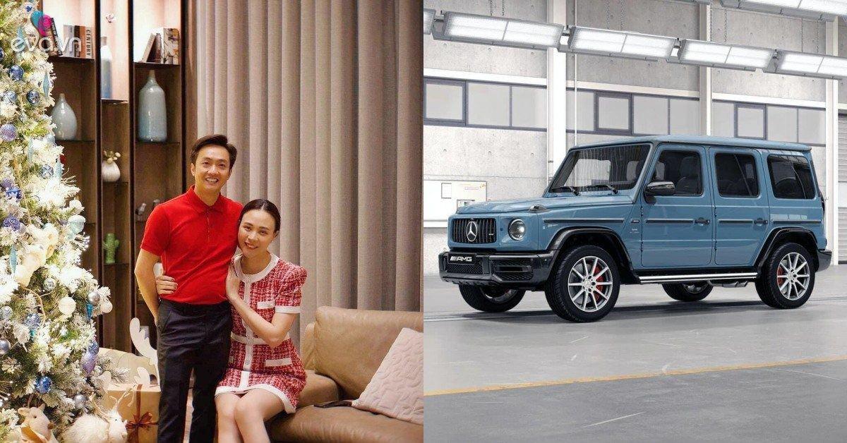 Sao Việt 24h: Vợ Cường Đôla nhận siêu xe độc nhất vô nhị 12 tỷ chồng tặng
