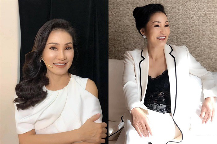 2 năm sau ly hôn: Quang Minh không thể quên sinh nhật vợ, Hồng Đào độc thân càng nhuận sắc - 8