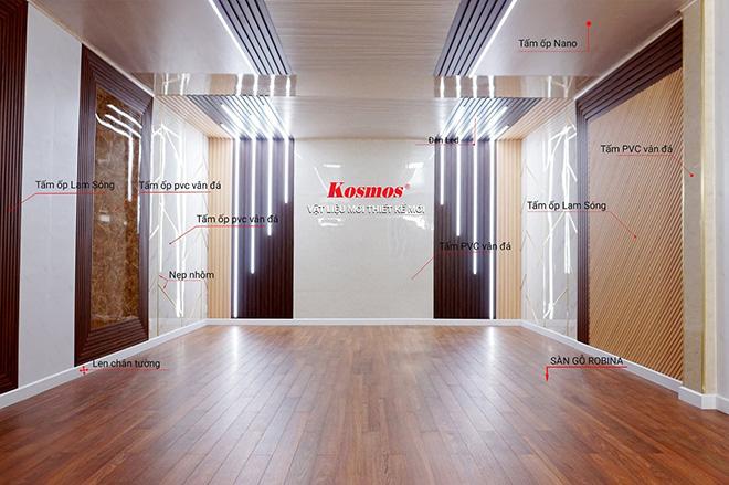 Nội thất Kosmos - thương hiệu Việt chiếm lĩnh thị trường và vươn ra thị trường quốc tế - 1