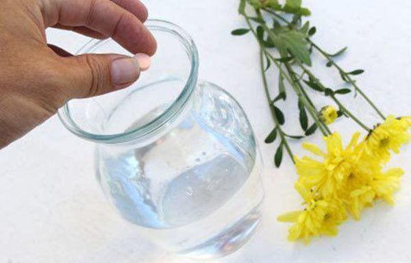Mẹo hô biến hoa héo tươi ngay sau 1 đêm, giữ được cả tuần không hỏng - 4