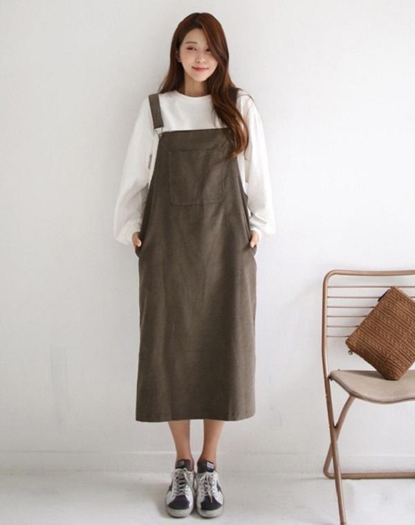 Tăng cân sau mấy ngày Tết, đây là những kiểu trang phục giúp nàng giấu bụng khi đi làm - 16