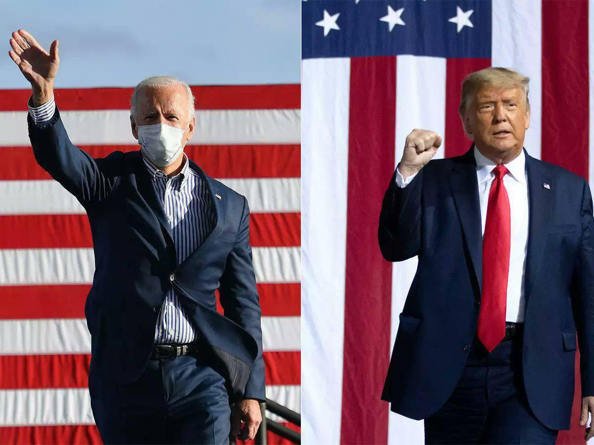 Thầy phong thủy dự báo vận hạn năm Tân Sửu của ông Trump và ông Biden - 1