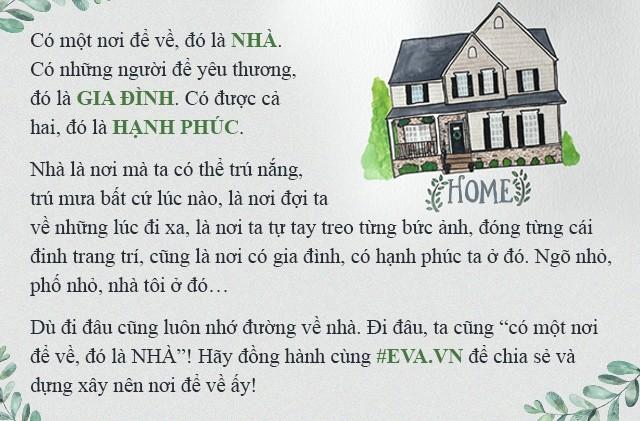 """Mẹ Hà Nội chỉ định sơn lại nhà, chồng quyết """"đập"""" hết, thành quả khiến ai cũng ngỡ ngàng - 1"""