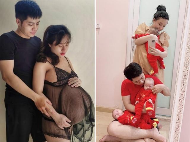 Mang đa thai được bác sĩ khuyên giảm thiểu, 9X Cần Thơ vừa đẻ xong đã nổi tiếng rần rần